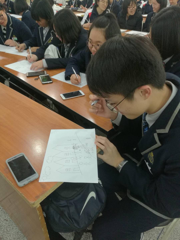 省一级达标高中福清华侨中学生涯规划教育示范课开课啦!插图3