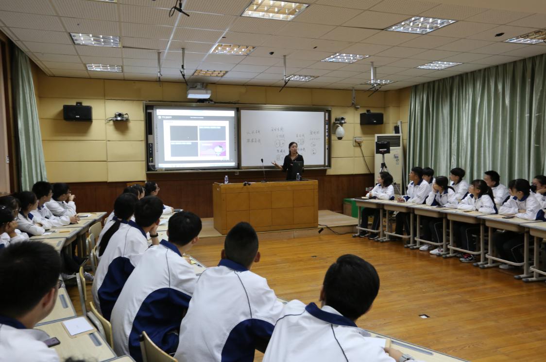 从课程示范到全区普及,上海闵行区这样落地新高考生涯教育插图